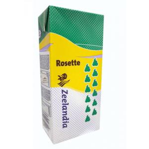 Сливки кондитерские ультрапастеризованные Rosette, Zeelandia, 1 л