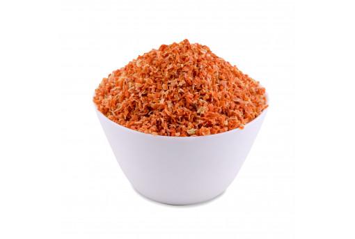 Морковь сушеная резаная