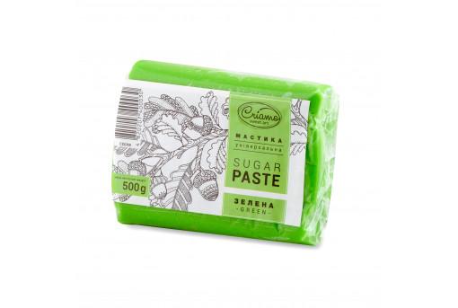 Мастика универсальная зеленая Criamo, 500 г
