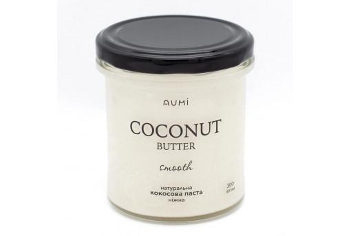 Паста кокосовая без сахара, 300 г