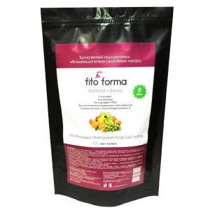 Эритрит, порошок, 400, Fito Forma