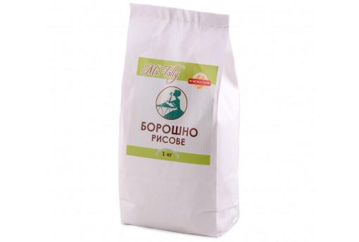 Мука безглютеновая рисовая, 1 кг