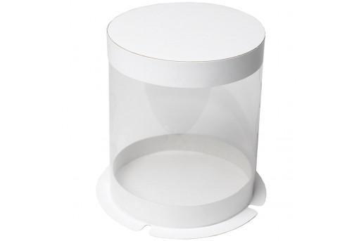 Упаковка прозрачная для торта 350х345х335