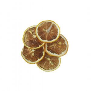 Лимон натуральный сушеный