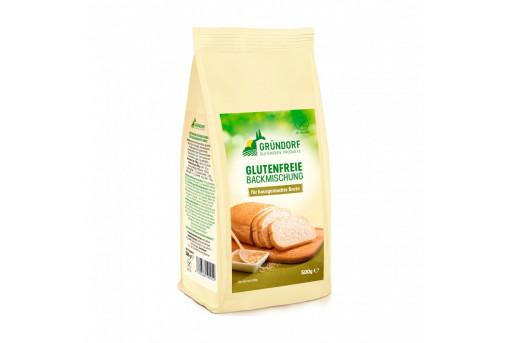 Смесь безглютеновая для выпечки домашнего хлеба, 500 г