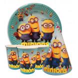 Набор для детского дня рождения Миньоны