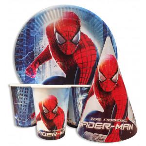 Набор для детского дня рождения Человек-паук