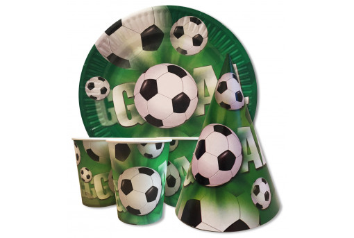 Набор для детского дня рождения Футбол