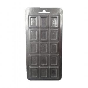 Форма пластиковая Шоколадная плитка