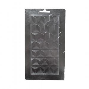 Форма пластиковая Шоколад треугольник
