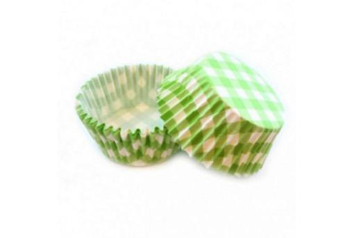 Формы бумажные для кексов, набор 100 шт