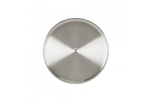 Подставка для тортов, металлическая, d 300 мм/Н=120 мм, EMPIRE, ЕМ-0504
