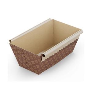 Форма бумажная для выпечки, пирог лоток