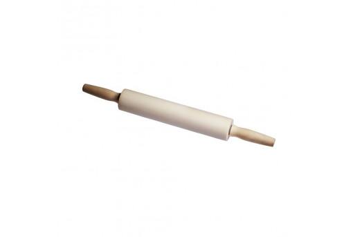 Скалка деревянная, L 445 мм, D 45 мм