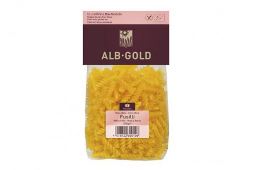 Макароны фузилли кукурузно-рисовые ALB-Gold, 250 г