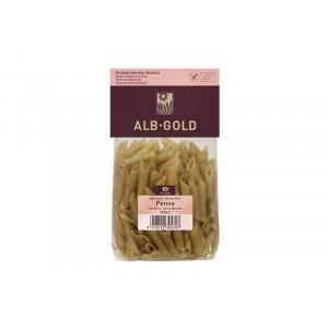 Макароны пенне из коричневого риса ALB-Gold, 250 г