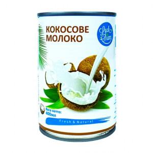 Кокосовое молоко 19,8 %, 400 мл, Lusk Siam Тайланд