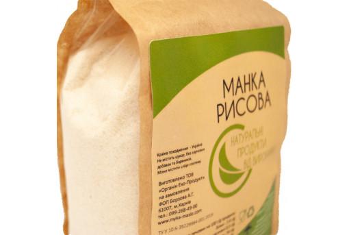 Рисовая манка 0,5 кг