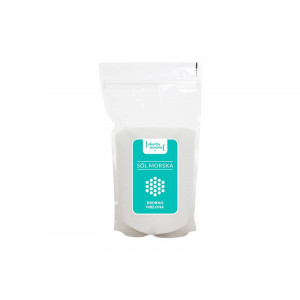 Соль морская мелкого помола Skarby Oketanu, 1 кг
