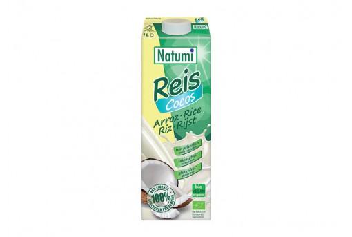 Напиток Natumi рисовый с кокосом, 1 л
