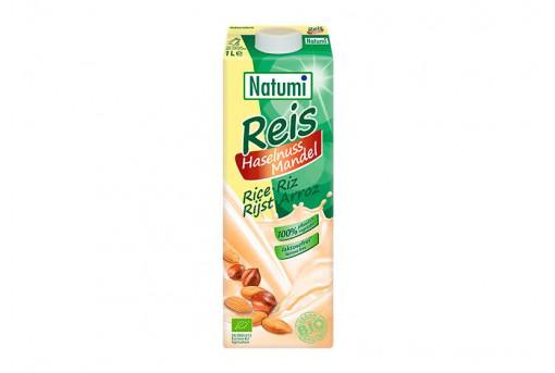 Напиток Natumi рисовый безглютеновый, 1 л