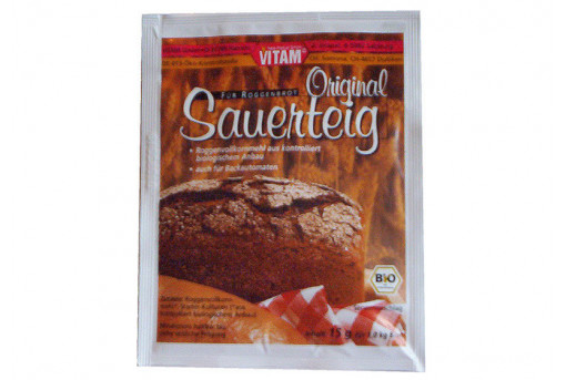 Закваска для хлеба ржаная Vitam, 15 г