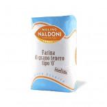 Пшеничная мука Manitoba Azzurra тип 0, Molino Naldoni