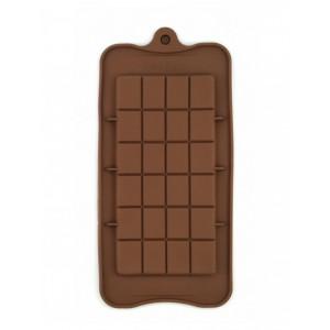 Силиконовая форма для плитки шоколада