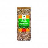 Хлопья Natural Green пшеничные цельнозерновые без термообработки, 300 г