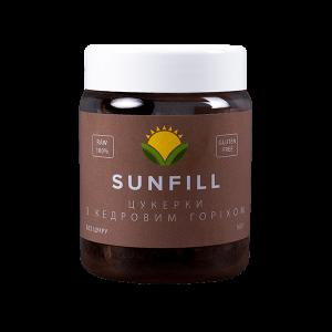Конфеты SunFill Кедровый орех, 160 г