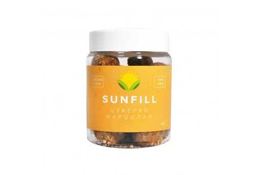 Конфеты SunFill Марципан, 160 г