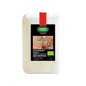 Мука ржаная мелкого помола органическая Organik Country, 1 кг