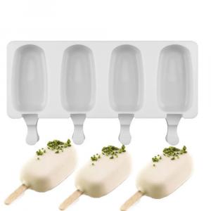Форма для мороженого на 4 шт
