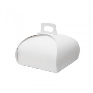 Коробка-бонбоньерка для пирожных, 280х280х120 мм
