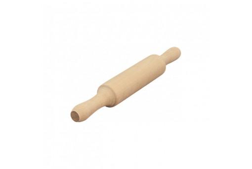 Скалка деревянная, 33 см