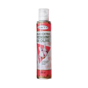 Масло-спрей оливковое с чесноком, 250 мл