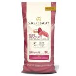 Шоколад розовый Ruby Barry Callebaut 47.3%, 10 кг