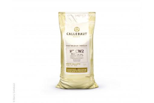Шоколад белый Barry Callebaut 28%, 10 кг