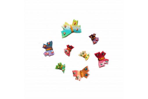 Сахарные фигурки Бабочки