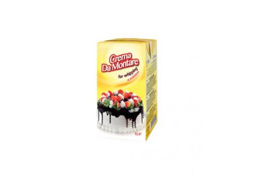 Сливки кондитерские Crema Da Montare, 1 л