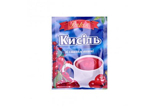 Кисель со вкусом вишни Впрок, 65 г