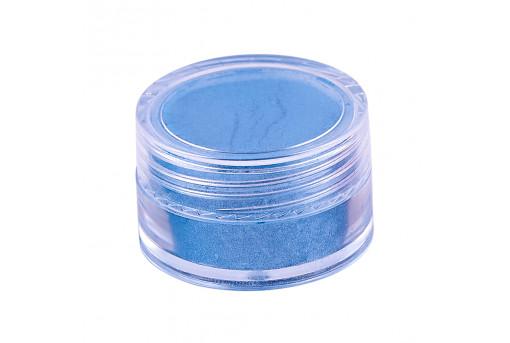 Пудра-блеск голубая, 2 г