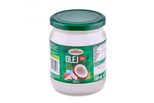 Кокосовое масло нерафинированное Targroch, 500 г