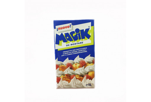 Сливки кондитерские Magik, 1 л