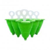 Форма силиконовая для мороженого