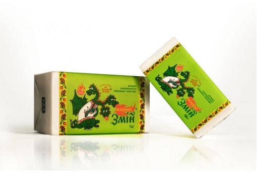 Дрожжи прессованные Міцний Змій 0.5 кг, ящик
