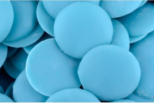 Глазурь монетки голубые 12 кг