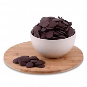 Глазурь монетки шоколадные 12 кг