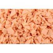 Глазурь осколки оранжевые