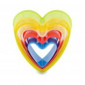 Выемки для печенья Сердечки